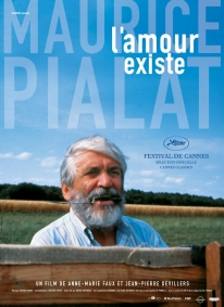 affiche Maurice Pialat, l'amour existe